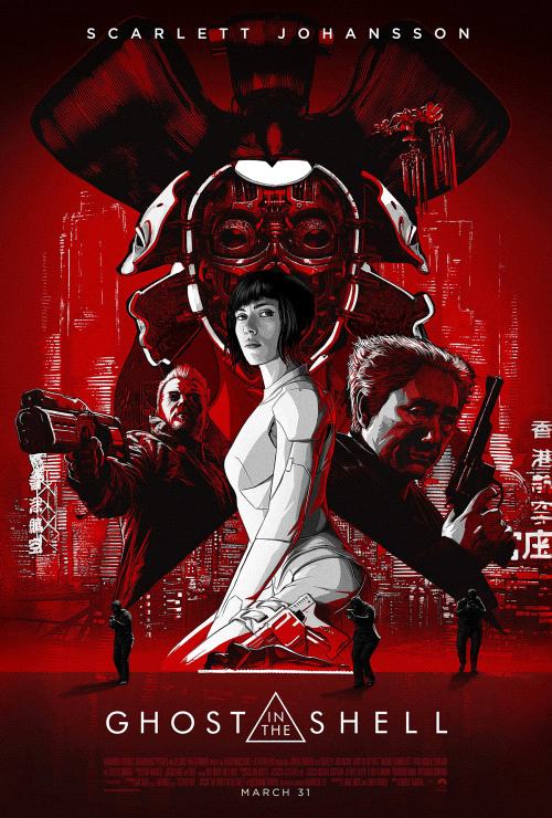 Minicrítica de Ghost in the shell