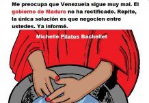 Michelle Pilatos Bachelet